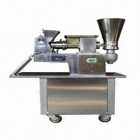 Best Traditional Chinese food dumpling making machine with stainless material wholesale