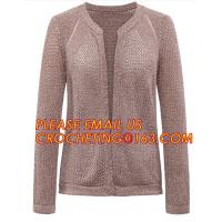 Cheap Hot Sale Professional Sweater Cardigan Women, V-Neck Two-Pocket Cashmere Cardigan Sweater for women for sale
