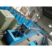 Best fully automatic cold steel strip profile c z purlin roll forming machinery wholesale