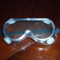 Best Safety Goggle with Four Vent, Made of PVC wholesale
