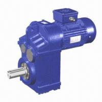China F Series Helical Gear Motor, Low Noise, High Efficiency on sale