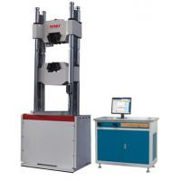 Best High Pressure Hydraulic Tensile Testing Machine With 2000 KN Capacity wholesale