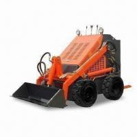 Best Mini Skid Steer Loader with 14.9kW Engine Rated Power and 380kg Operating Load wholesale