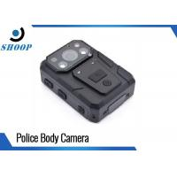 Best GPS 32GB Night Vision Law Enforcement Police Body Worn Video Camera High Resolution wholesale