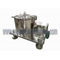 Best Stainless steel basket centrifuge for hemp oil and ethanol extraction for CBD wholesale