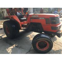 Best Second Hand 2008 Japan Made Kubota M5700 Tractor Stock In Shanghai wholesale