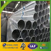 Best Big Outer Diameter hot dipped galvanized steel pipe wholesale