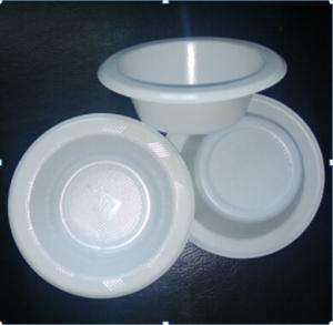 Best PS White Disposable Plastic bowls , Serving Bowls, Salad bowls, Soup Bowls wholesale