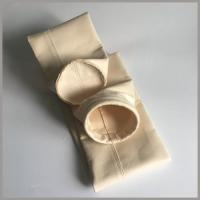 Buy cheap High Efficiency PPS Pulse Jet Fabric Filter Bags 550GSM Customized Size from wholesalers