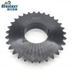 Best Oxide Black Simplex Hardened Teeth Chain And Sprocket H50BTL30 ISO9001 wholesale