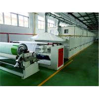Best Frequency Control Fabric Stenter Machine High - Temperature Open Width wholesale
