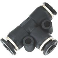 Best Union Tee Miniature Pneumatic Fittings Tube Fittings Quick Release wholesale