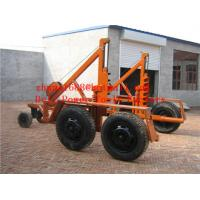 Best Pulley Carrier Trailer, Pulley Trailer, Cable Trailer,Drum Trailer wholesale