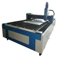 Best High Precision Fiber Laser Cutting Machine Dual Linear Motor For Metal Plate wholesale