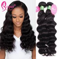 Best 7A Mink Hair Extensions Wet And Wavy Human Hair 10 Inch - 30 Inch Length wholesale