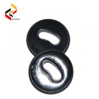 Best UHF RFID Polyester Woven Laundry Tag For Tracking Garment wholesale