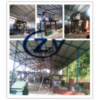 Best Cassava Yam Starch Production Line Extracting Section Multi Functional wholesale