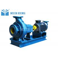 Best Cast Iron Centrifugal Sewage Pump / Half Open 5 Hp Submersible Sewage Pump wholesale