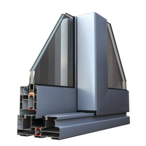Best T6 Window And Door Anodized Aluminum Extrusion wholesale