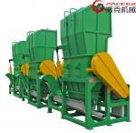 Best 450mm Rotating Bottle Crusher Machine , Crusher Machine Plastic 30kW Motor wholesale