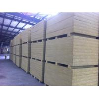 China Rock Wool batts for sound and heat insulation on sale