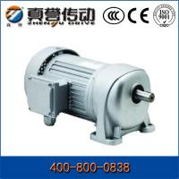 Best Electric Micro Helical Gear Motor 1400 Rpm , 2.2kw Flange Mounted Gear Motor wholesale