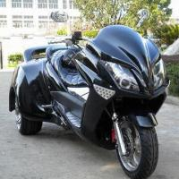Best Motorcycle Trike with CDI Ignition Type and 12L Fuel Capacity wholesale