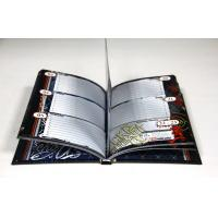 Best Promotional Recycled Coated Paper Notebook Printing Services with hardcover wholesale