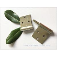 China Steel Metal Material Lift Up Cabinet Door Hinges Corner Removable  1.0mm Thickness on sale