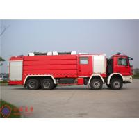 China Max Power 440KW Fire Fighting Truck Fixed All Equipments With Rust Proof Special Clamp on sale