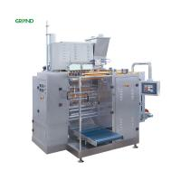 China Powder Filling Sachet Packing Machine F900E 4 Side Sealing Multi Line on sale