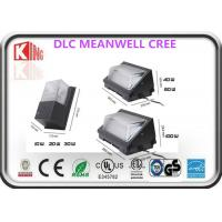 Best High Brightness LED Wall Pack Lights ETL DLC LM79 LM80 Listed 5 Years Warranty wholesale
