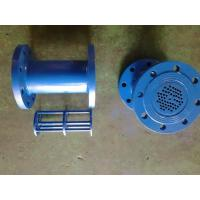 China Y Type Industrial Water Strainers , Stainless Steel Suction Strainer on sale
