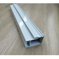 Best High Hardness Powder Coated Aluminium Extrusions For Doors / Windows Corrosion Resistance wholesale