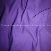 China PC Lycra Single Jersey Knitting Fabrics Purple on sale