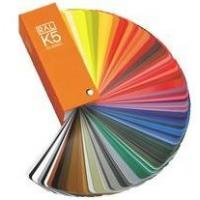 Best German Ral k5 color cards for fabric wholesale