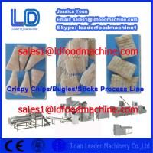 Best 304 STAINLESS STEEL SALAD/CRISPY CHIPS/BUGLES SNACKS PROCESS LINE wholesale