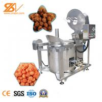 Best Safety Popcorn Production Line 80L Loading Capacity One Year Warranty wholesale