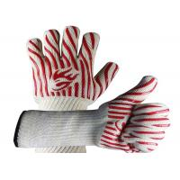 China Silicon Finger Protector Food Grade Heat Resistant Gloves Machine Washable on sale