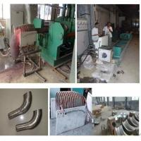 Best Automatic Stainless Steel Elbow Forming Machine For Carbon Steel Elbow Standard 3A Energy Saving wholesale