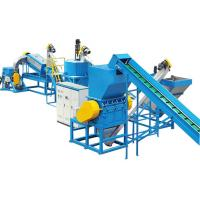 Stainless Steel Plastic Recycling Machine