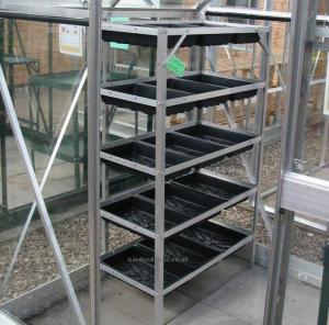 Best three layer greenhouse shelf wholesale