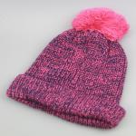 Best custom winter hats with pom poms,beanie knitted hat,custom knitted pom beanie hat wholesale