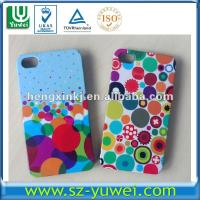 China Silicone mobile phone protect case for iphone 5 on sale