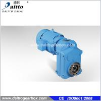 Best F Series Parallel Shaft Helical Gear Reducer Gearbox wholesale