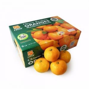Best Customized fruit box packaging corrugated cardboard box banana carton box packing wholesale
