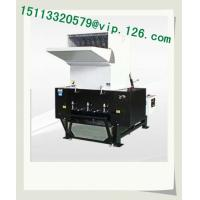Best PVC Piece V Shape Knife Crusher Automatic CE, SGS 50HP 400mm for end users wholesale
