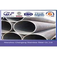 China 202 Precision Cold Drawn Steel Pipe Welded Stainless Steel Schedule 10 , ASTM 249 / 270 on sale