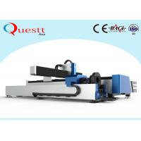 Best 500W Metal Laser Cutter , Pipe Laser Cutting Machine For Sheet / Round Square Pipe wholesale