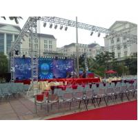 Best Outdoor  P10 Rental LED display , 640X640mm LED video wall for Concert wholesale